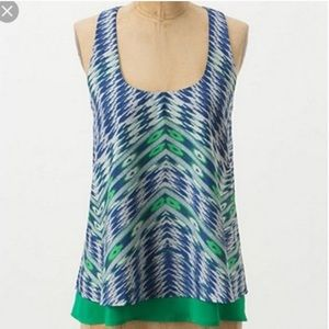 Anthropologie Maeve tank top